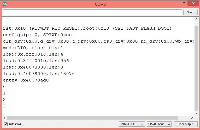 ESP32 Arduino: Using the pthreads library – techtutorialsx