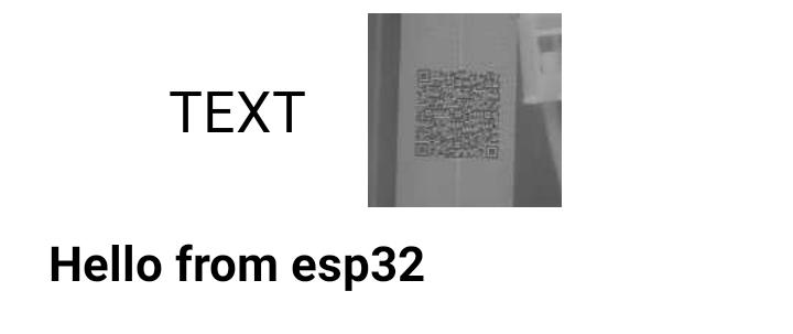 ESP32 Arduino SSD1306 OLED: Drawing a QR Code – techtutorialsx