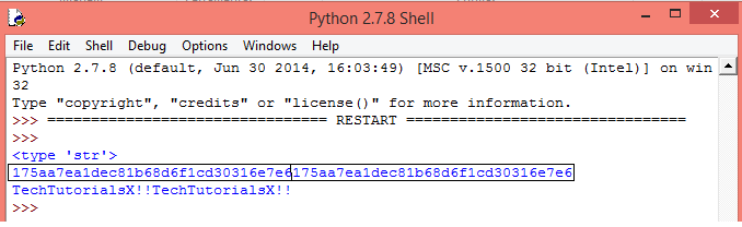Python pycrypto: using AES-128 in ECB mode – techtutorialsx