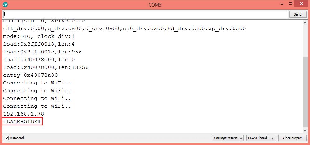 ESP32 Arduino HTTP server: Template processing – techtutorialsx