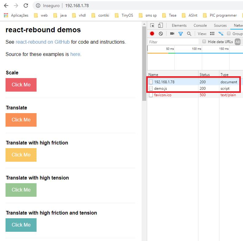 ESP32 Arduino: Serving a React js app – techtutorialsx