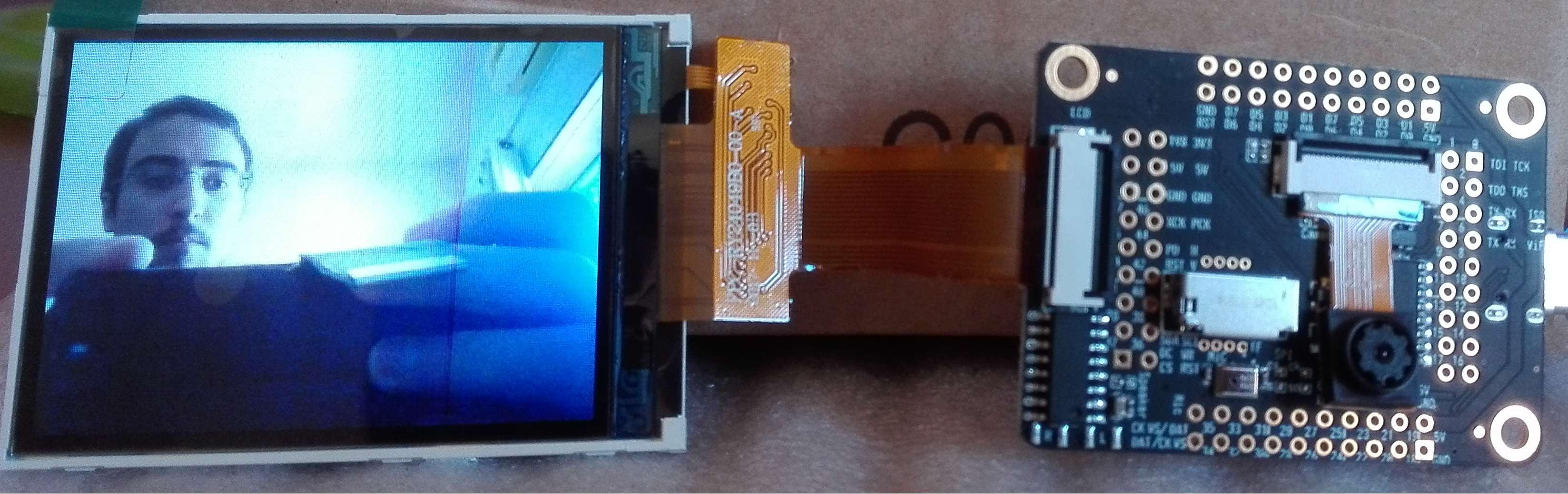Sipeed M1 MicroPython: Displaying camera image in LCD – techtutorialsx
